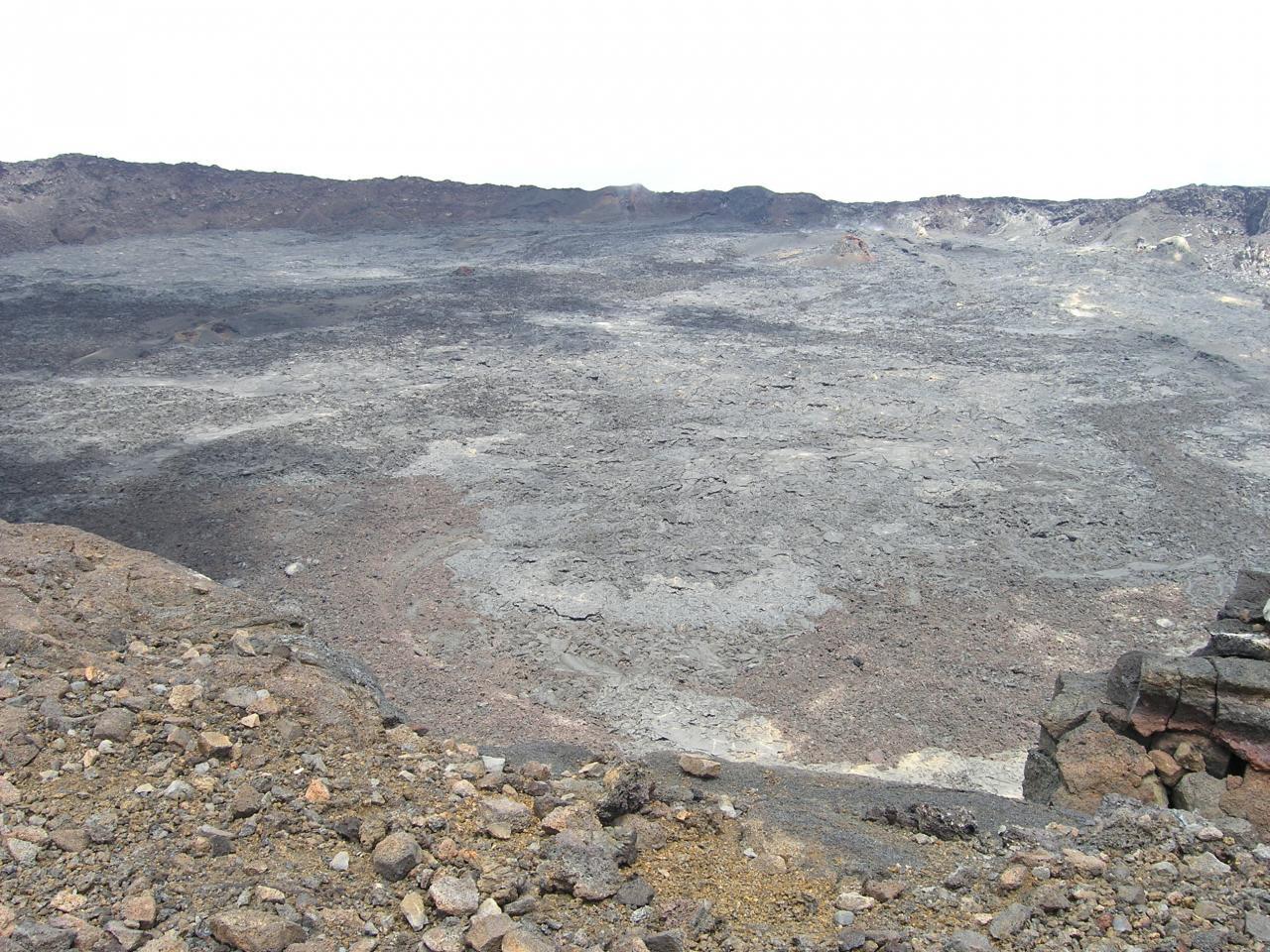 cratère  Dolomieu .