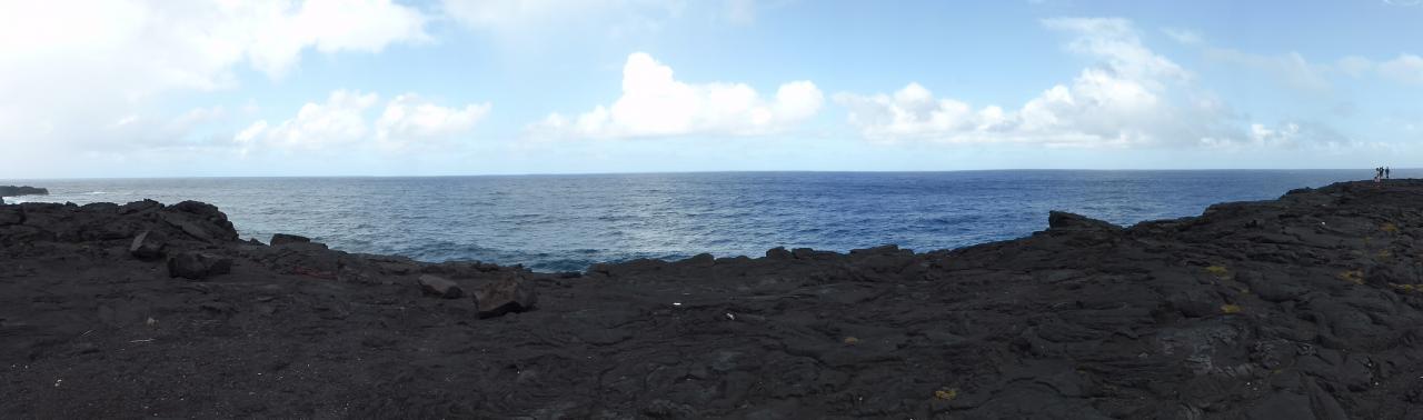 Vue panoramique à la Pointe de la Table.L Souvet.
