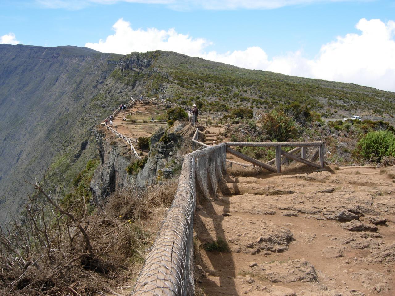 Panorama au Maïdo
