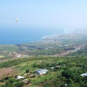 vue aérienne St Leu
